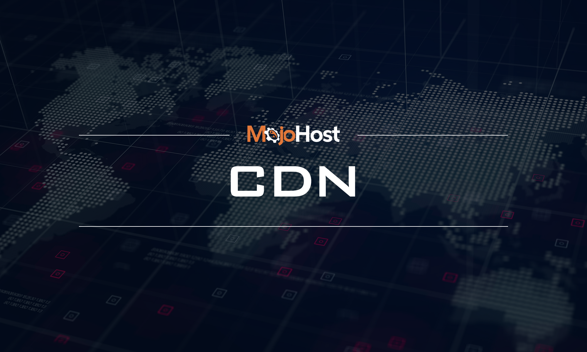 CDN: Place Your Content Worldwide
