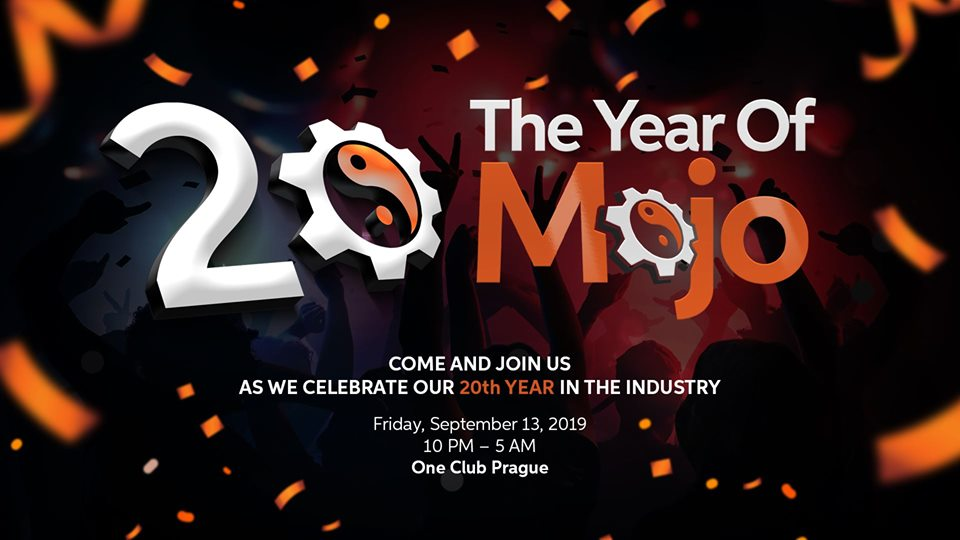 Epic Party At TES: 20 Years Of Good Mojo!
