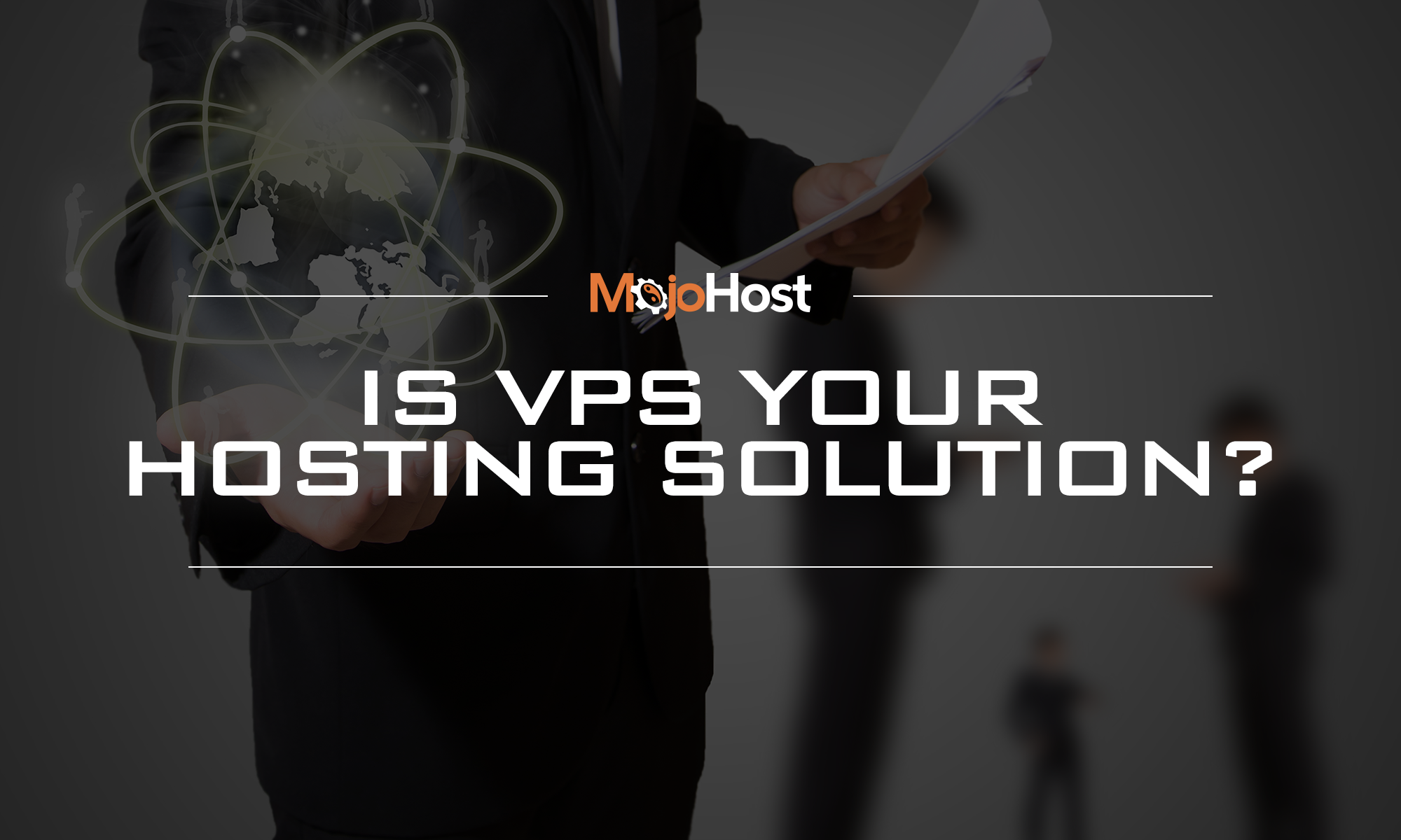 Is VPS Your Hosting Solution?