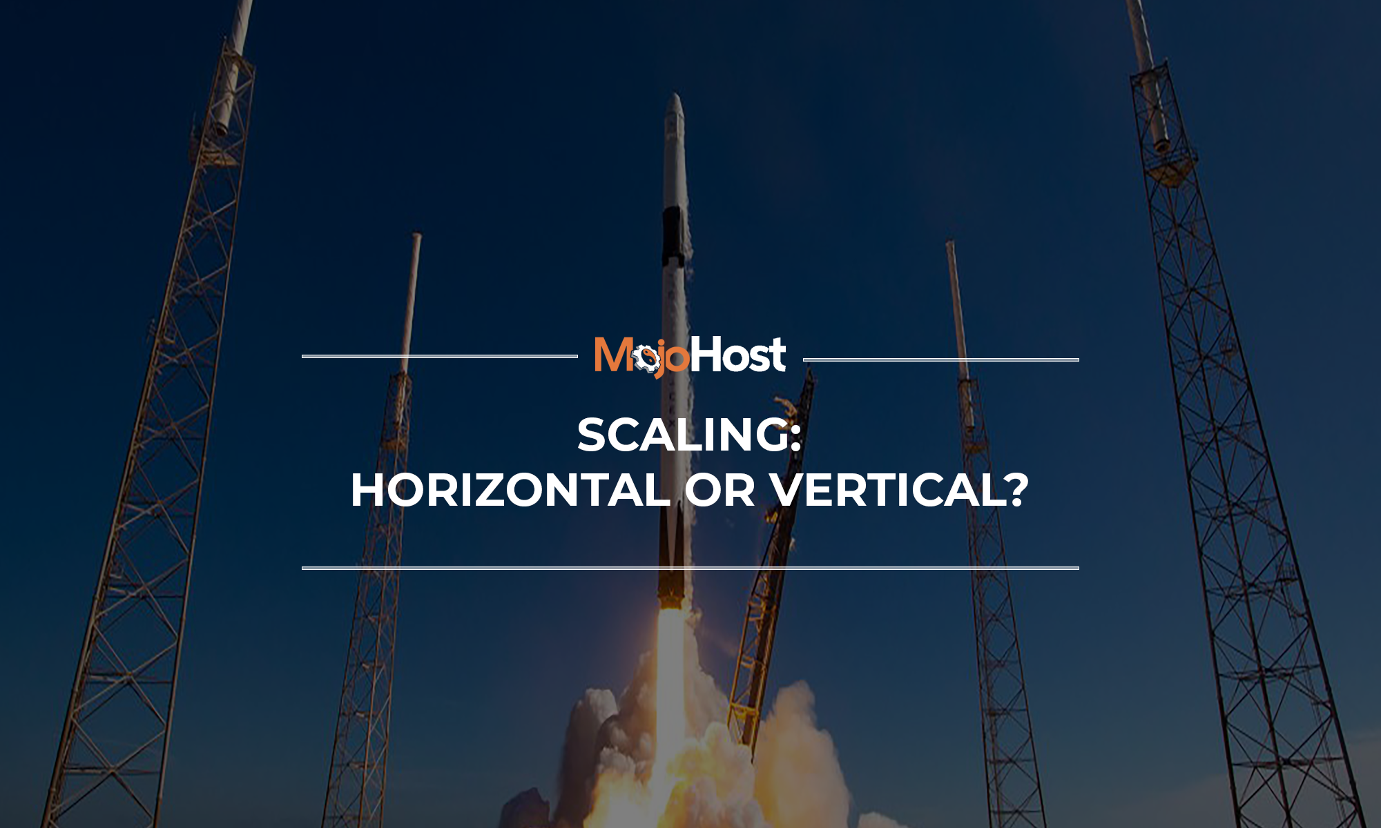 Scaling Horizontally VS Vertically – Which Way To Go?