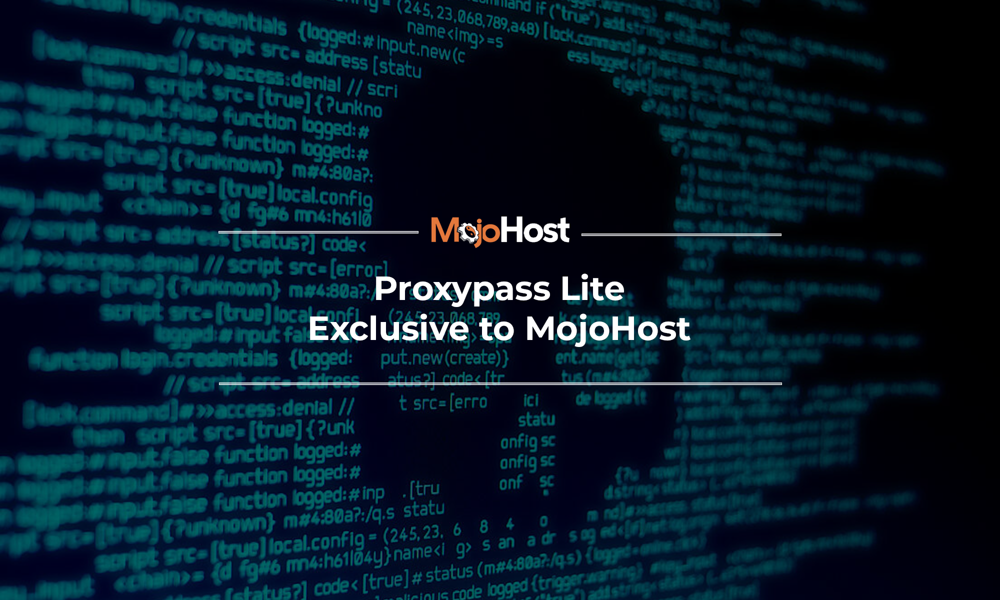 ProxyPass Lite Exclusive To MojoHost