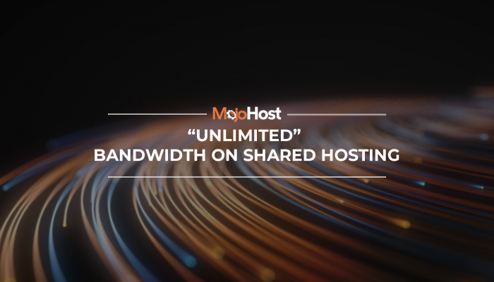 Unlimited Bandwidth Hosting