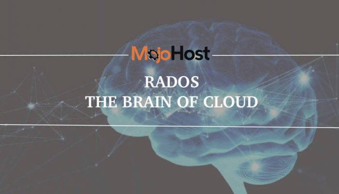 RADOS THE BRAIN OF CLOUD