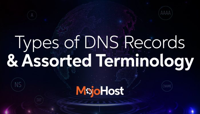 Types Of DNS Records And Terms